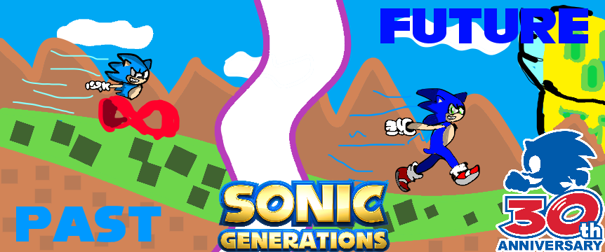 Sonic Generations Drawing! (Day 3 of 30 days of Sonic).png