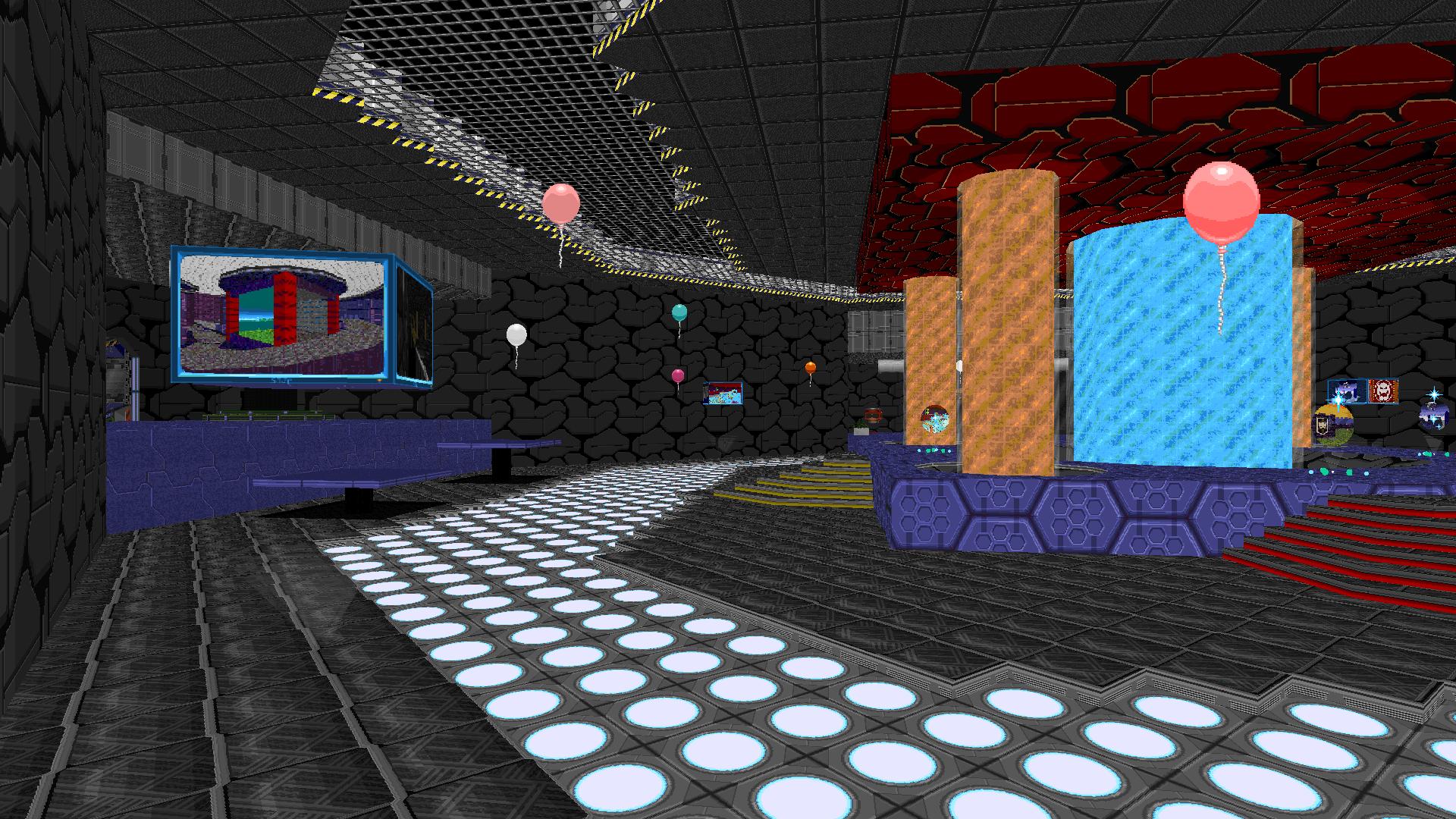 The hub awaits...