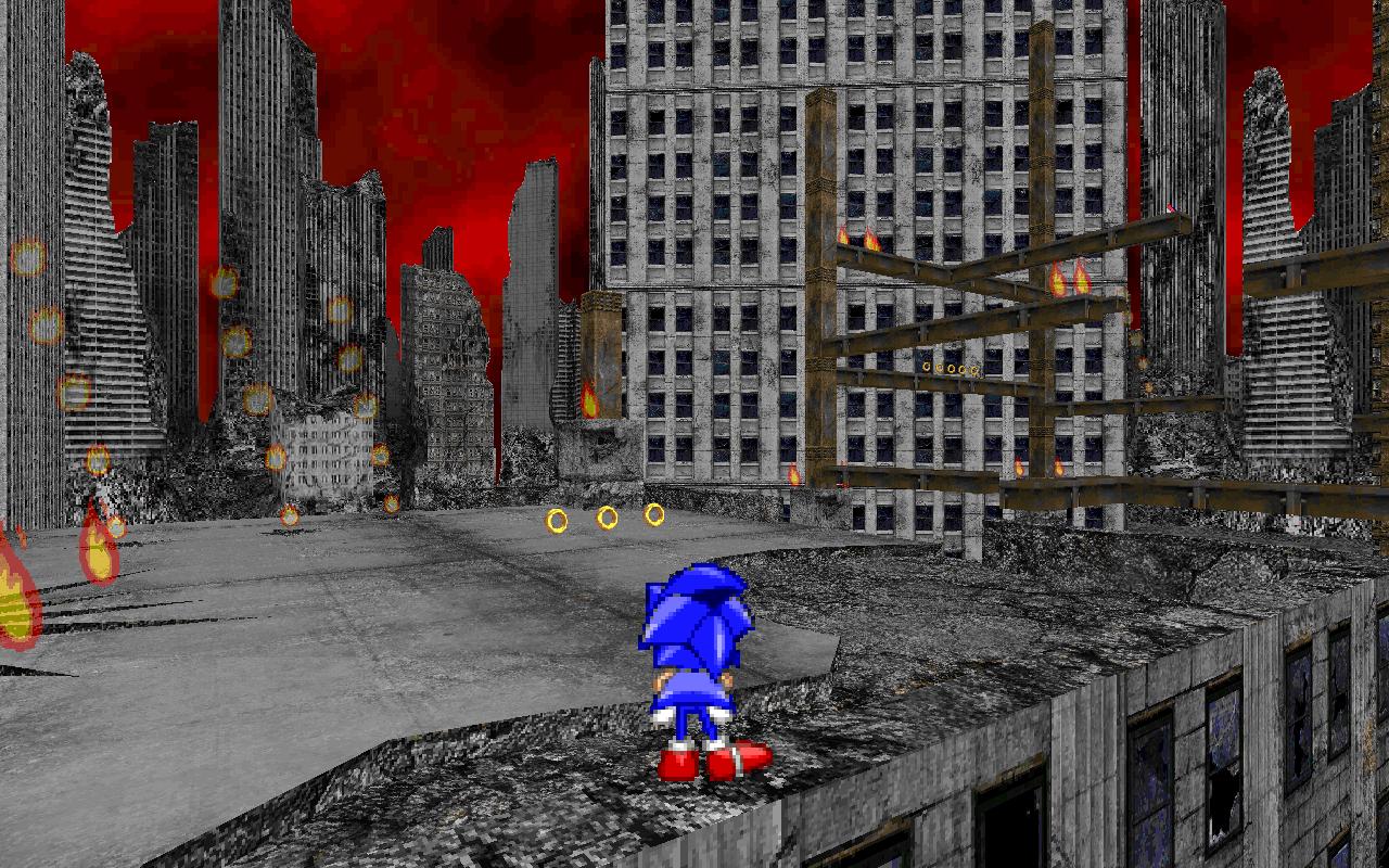 MOD] Sonic 2006 MOD! (Free of glitches) - SRB2 Message Board