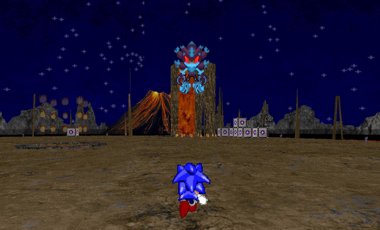 MOD] Sonic 2006 MOD! (Free of glitches) - Page 2 - SRB2
