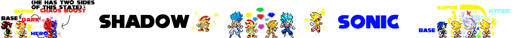 Live and Learn (Super Sonic and Super Shadow Sprites, plus Chaos Boost Shadow and Modern Super...png
